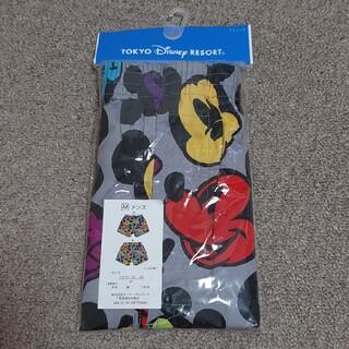 ディズニー(Disney)のミッキーマウス トランクス M 新品未開封(トランクス)