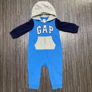 ギャップ(GAP)のGAP baby カバーオール トレーナー 耳付き(カバーオール)