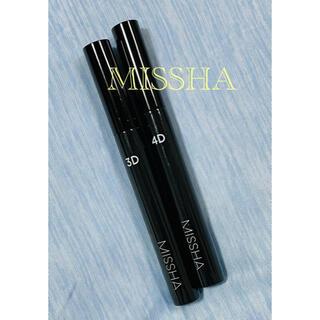 ミシャ(MISSHA)のMISSHA 4D&3Dマスカラ(マスカラ)