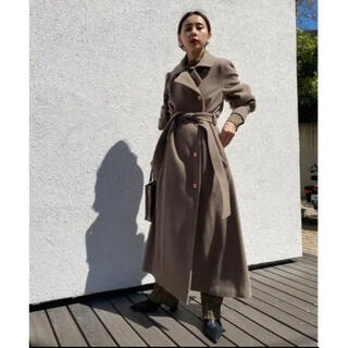Ameri VINTAGE - アメリヴィンテージ POOFY FLARE LONG COAT