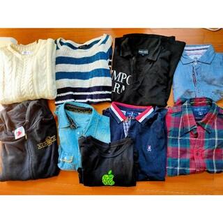 BURBERRY - 【ブランド物複数】古着まとめ売り メンズ BURBERRY ARMANI