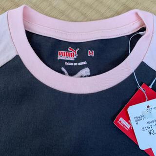 プーマ(PUMA)のPUMATシャツ(Tシャツ(半袖/袖なし))