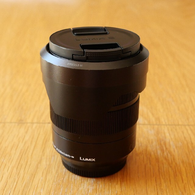 Panasonic(パナソニック)のLEICA DG VARIO-ELMARIT 12-60mm f2.8-4.0 スマホ/家電/カメラのカメラ(レンズ(ズーム))の商品写真