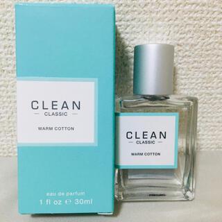 CLEAN - クリーン CLN ウォームコットン  30mL 【ほぼ未使用】