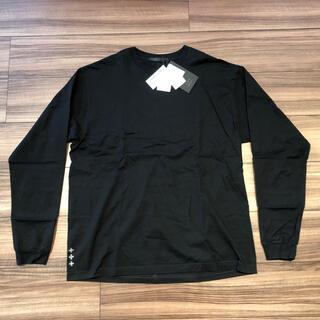 TATRAS - 定価2.6万円 タトラス Tシャツ M ブラック 2 TATRAS ロンT