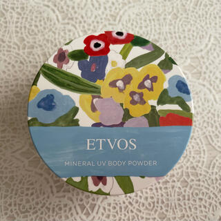 ETVOS - ETVOS  ミネラルUVボディパウダーII