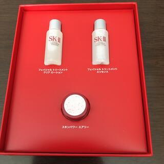 エスケーツー(SK-II)のSK-II ローション・拭き取り化粧水・美容乳液(サンプル/トライアルキット)