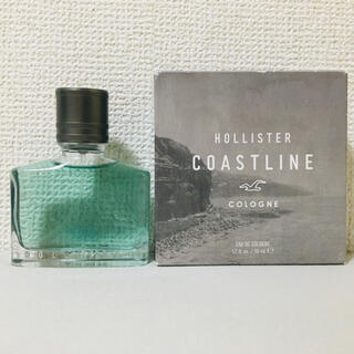 ホリスター HOLLISTER コーストライン 50ml 【ほぼ未使用】