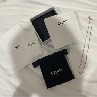 セリーヌ(celine)の❤︎ CELINE セパラブル ショートチェーン ネックレス ❤︎(ネックレス)
