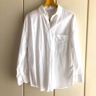 ZARA - ZARA ホワイトシャツ ブラウス サイズS 26