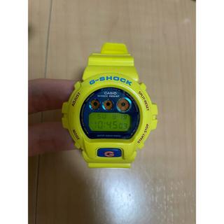 G-SHOCK - G-SHOCK DW-6900PL クレイジーカラーズ イエロー 美品