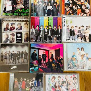 トリプルエー(AAA)のAAA CD  アルバムシングル(ポップス/ロック(邦楽))