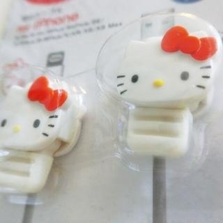 サンリオ - キティ★ケーブル プロテクトカバー for iPhone