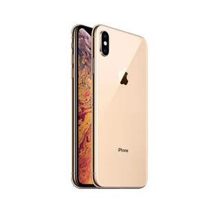 アイフォーン(iPhone)の破格!!! iPhone Xs Max Gold 256 GB Softbank(スマートフォン本体)