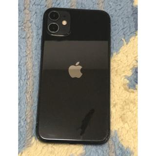 iPhone - iPhone11 64GB SIMフリー ブラック