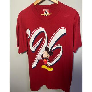 ミッキーマウス(ミッキーマウス)の USA製80~90年代 ディズニー ミッキー Tシャツ 半袖 ヴィンテージ  (Tシャツ/カットソー(半袖/袖なし))
