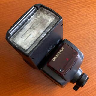 ペンタックス(PENTAX)のPENTAX AF-360 FGZ ペンタックス純正 ストロボ 実用品(ストロボ/照明)