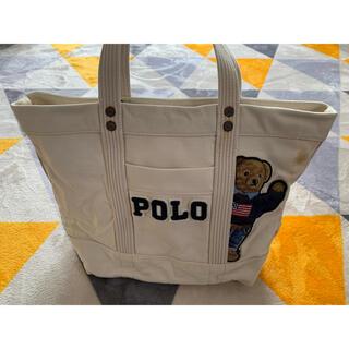 POLO RALPH LAUREN - ポロラルフローレン ポロベアトートバッグ