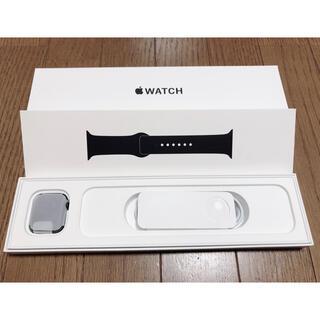Apple Watch - ほぼ新品 Apple Watch se スペースブラック 40mmGPSモデル