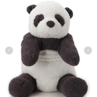 ジェラートピケ パンダ 抱き枕