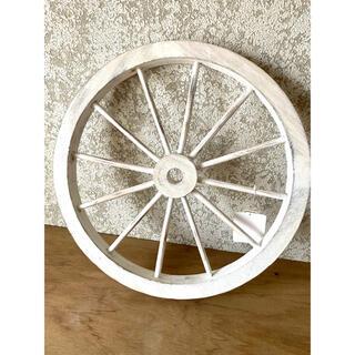 木製車輪40センチタイプ処分