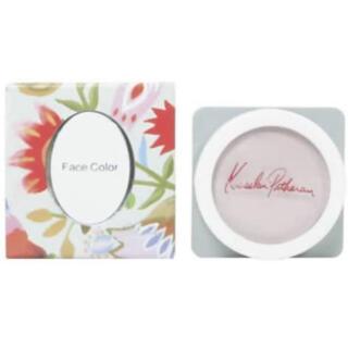 KesalanPatharan - ケサランパサラン フェイスカラー 136 ピンク ハイライトパウダー 美品