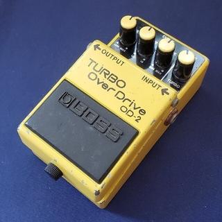 BOSS - BOSS TURBO OverDrive OD-2