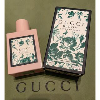Gucci - 【GUCCI】ブルームアクアディフィオーリオードトワレ