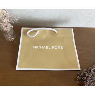 マイケルコース(Michael Kors)の美品 マイケルコース ショッパー (ショップ袋)