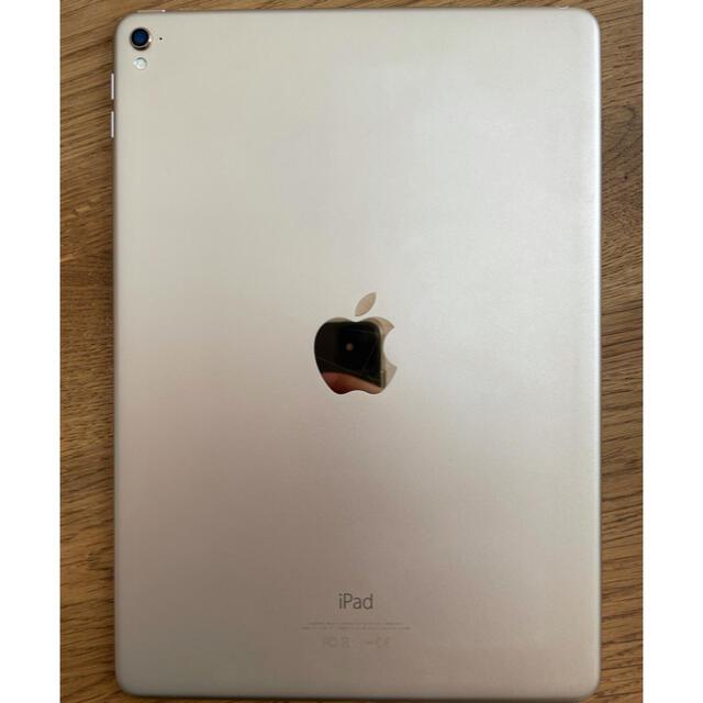 Apple(アップル)のiPad pro 9.7インチWIFIモデルゴールド32GB スマホ/家電/カメラのPC/タブレット(タブレット)の商品写真