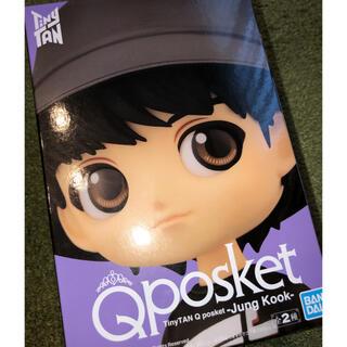 防弾少年団(BTS) - BTS フィギュア -Jung Kook-  グク Aカラー Qposket
