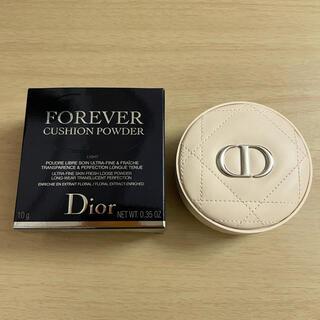 Christian Dior - Dior ディオールスキン フォーエヴァー クッションパウダー ライト