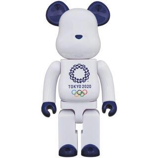メディコムトイ(MEDICOM TOY)のベアブリック 400% オリンピックエンブレム BE@RBRICK(その他)