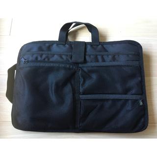 MUJI (無印良品) - お値下げ★未使用★無印良品 パソコンケース、ビジネスバッグ