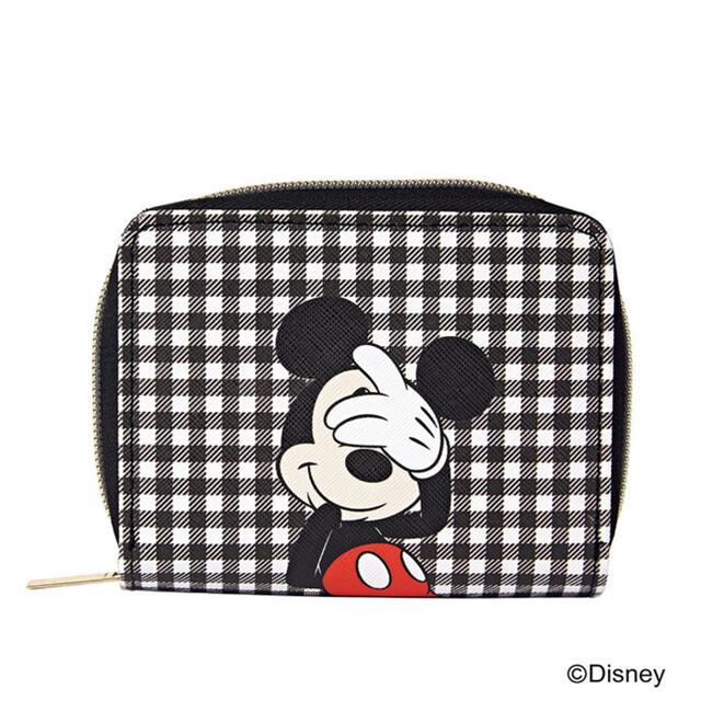 ミッキーマウス(ミッキーマウス)のSweet 9月号 付録 SHIPS ディズニーデザインカードケース レディースのファッション小物(財布)の商品写真