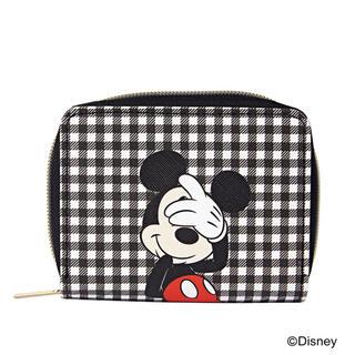 ミッキーマウス(ミッキーマウス)のSweet 9月号 付録 SHIPS ディズニーデザインカードケース(財布)