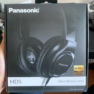 Panasonic - Panasonic RP-HD5-K 新品未使用