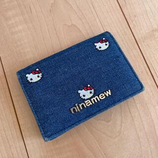 Nina mew - ninamew/ニーナミュウ♡キティ♡カードケース