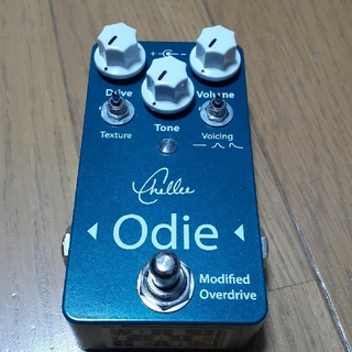 CHELLEE GUITERS  Odie overdrive ほぼ未使用
