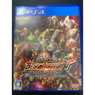 PlayStation4 - カプコン ベルトアクション コレクション PS4