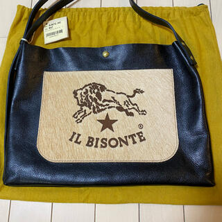 IL BISONTE - 未使用❤️イルビゾンテ IL BISONTE ショルダーバッグ 斜めがけ2WAY