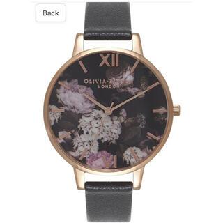 オリビアバート 腕時計 ベルトカラー ウインターガーデン