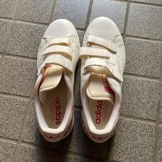 アディダス(adidas)のアディダス スタンスミス ホワイト ピンク(スニーカー)