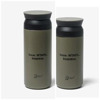 ダブルタップス(W)taps)のWTAPS kinto tumbler 350 500 セット価格(タンブラー)