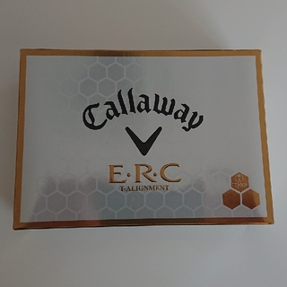 Callaway Golf - 2ダース キャロウェイ ERC ゴルフボール