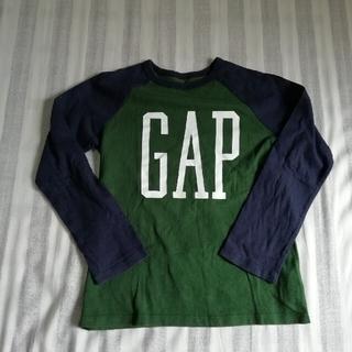 ギャップキッズ(GAP Kids)のGAP ラグラン ロンT 長袖 Tシャツ 120(Tシャツ/カットソー)