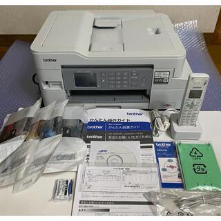 ブラザー(brother)のブラザープリンター 大容量インク A4インクジェット複合機MFC-J1605DN(PC周辺機器)