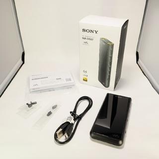 SONY - SONY WALKMAN NW-ZX507 (B)