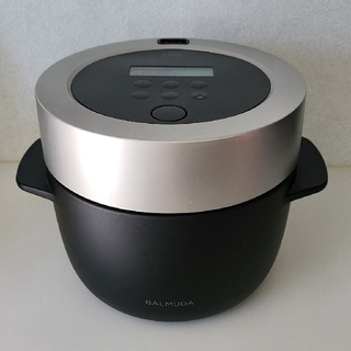 BALMUDA - BALMUDA バルミューダ 3合炊飯器