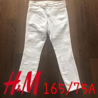 エイチアンドエム(H&M)の★新品未使用★H &M   スキニーパンツ 40サイズ(スキニーパンツ)
